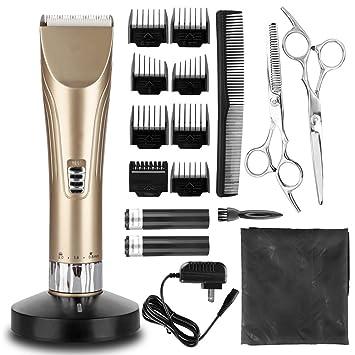 Amazon Hair Clippers Hair Trimmer Cordless Hair Clipper Set