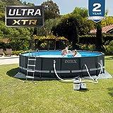 Intex Ultra Pool Set with Filter Pump