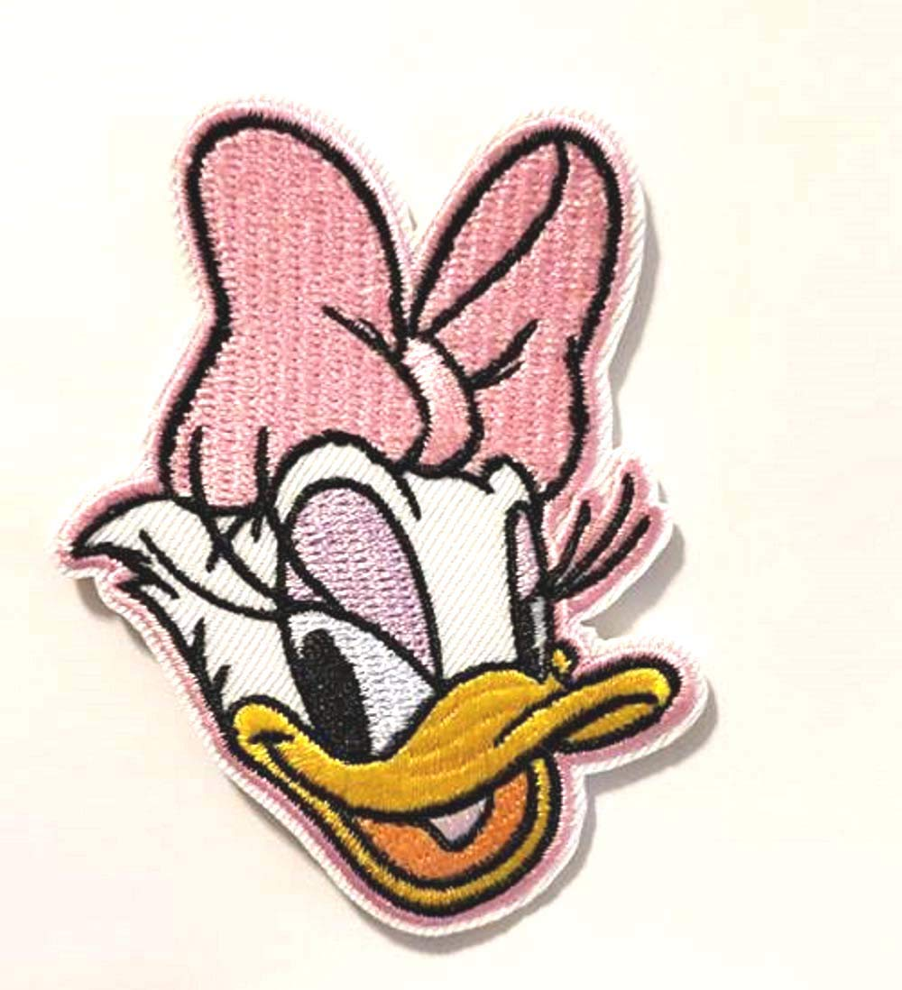 Donald Duck Loungefly Disney Movie Cartoon Theme Iron On Patch Applique