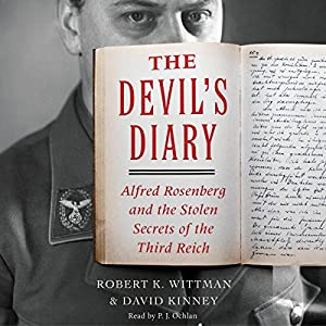 The Devil's Diary Audiobook