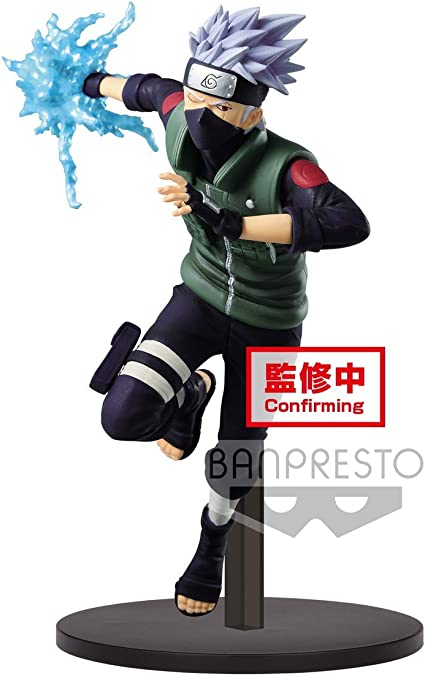 Banpresto Naruto Shippuden Vibration Stars Sage Mode Uzumaki Naruto Figure