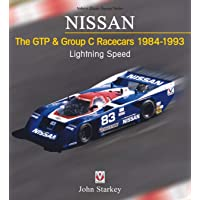 NISSAN   The GTP & Group C Racecars 1984-1993: Lightning Speed