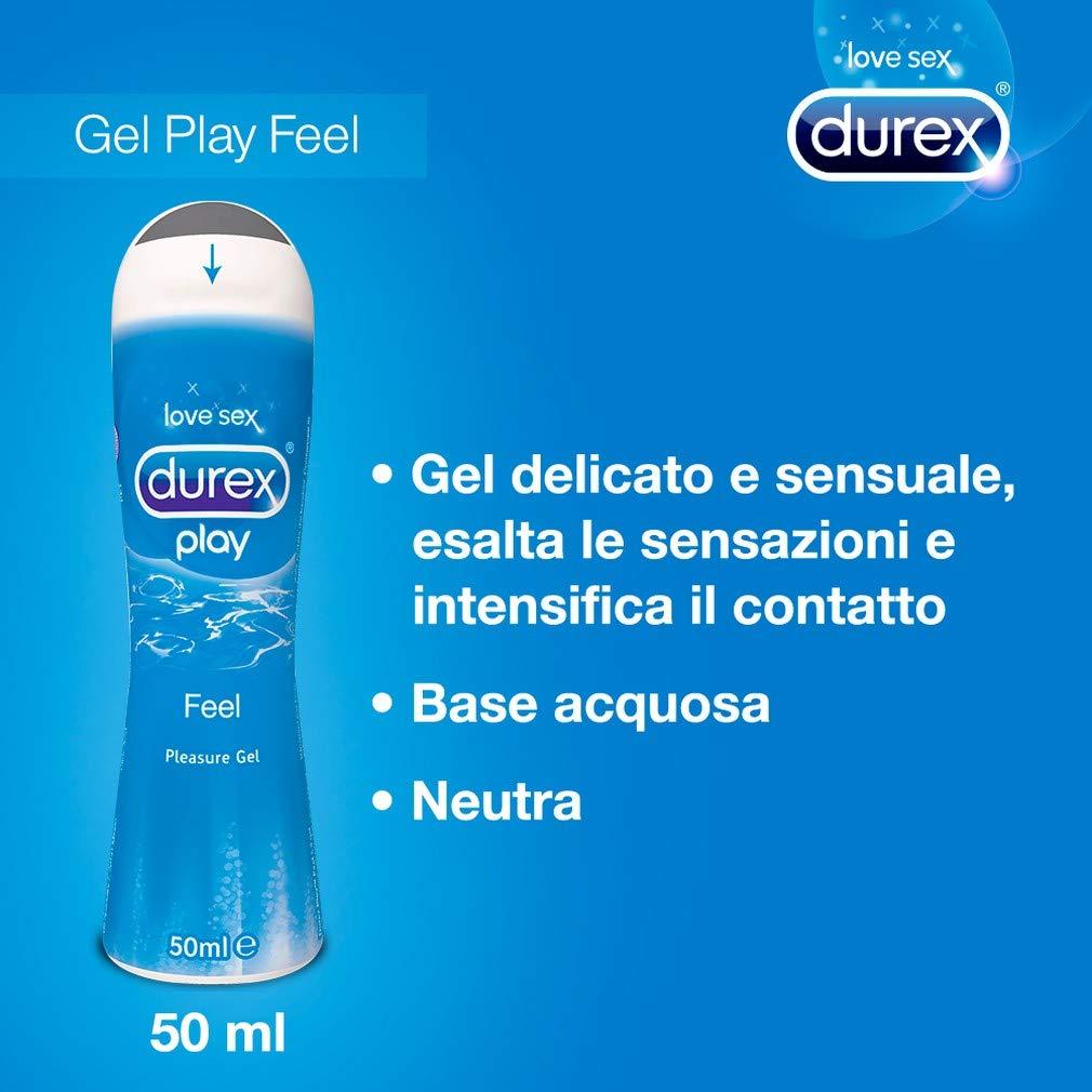 durex play eternal gel come si usa