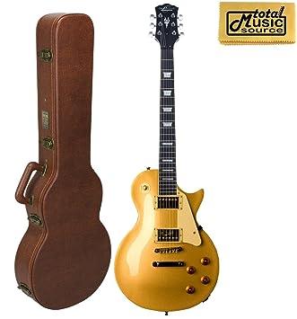 Oscar Schmidt oe20g LP Style Guitarra Eléctrica, cuerpo de ...
