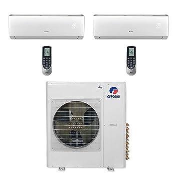 Amazon.com: Gree MULTI30CVIR202 aire acondicionado ...