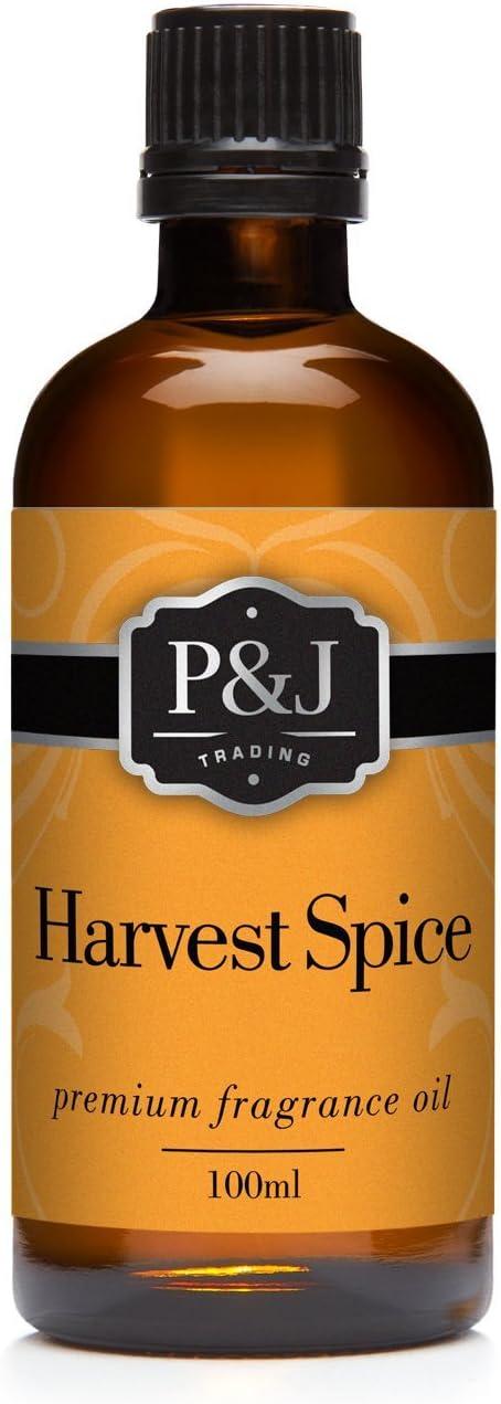 Harvest Spice Fragrance Oil - Premium Grade Scented Oil - 100ml/3.3oz