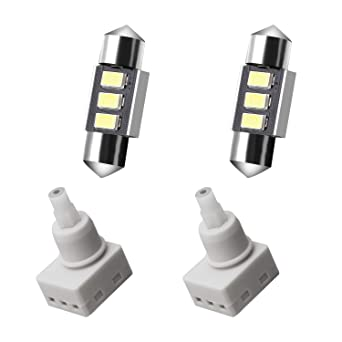 Dingln 2Pcs Dome Lamp Switch Kit 34404?SDA?A21 Fit For H-o-n-d-a Accord CR?V Element