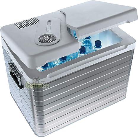 ebc555190863d5 Kühlboxen   Kühlschränke Waeco Mobicool Kühlbox Q40 Alu AC DC 12V 230V inkl  Camping   Outdoor Rechnung mit MwSt