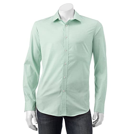 Men\'s Apt 9 Premier Flex Slim Fit Stretch Shirt (XXL Slim ...