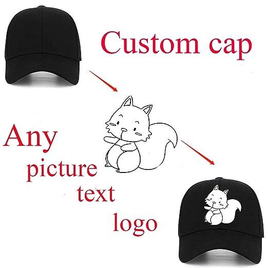 3036e6ecb Amazon.com: NAIVEO Men Women Custom Hat Custom Embroidered Sportsman ...