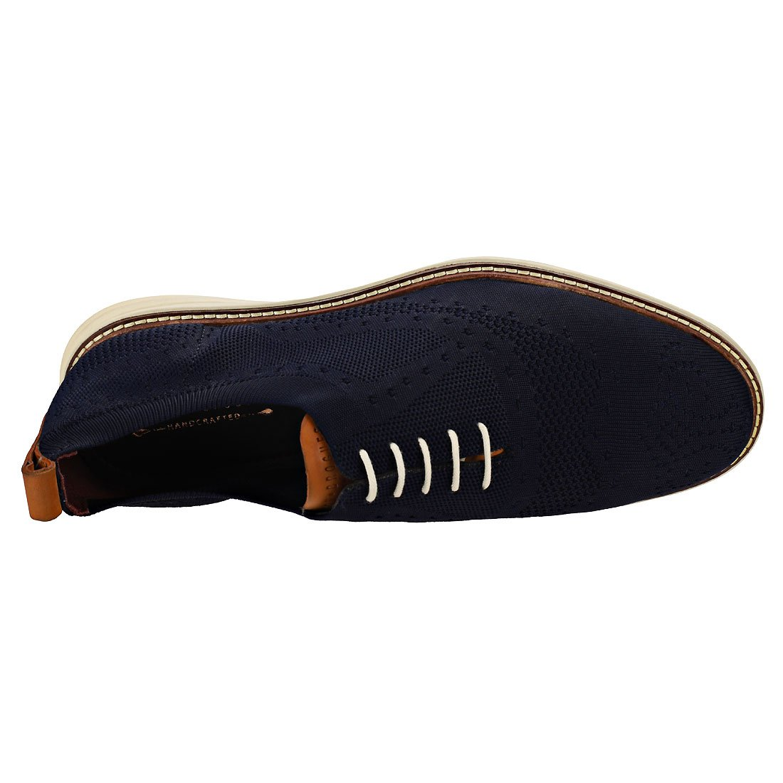 London Brogues Austin Schuhe Herren Schuhe Austin Navy Navy 7bb8d1