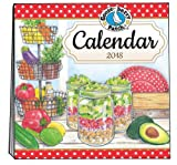 img - for 2018 Gooseberry Patch Wall Calendar book / textbook / text book