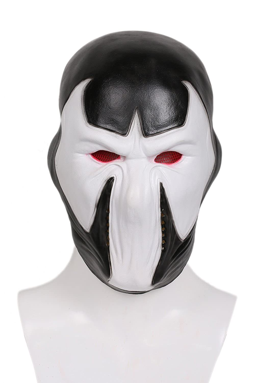 Bane Maske Cosplay Erwachsene Herren Classic Deluxe Latex Helm Halloween Fancy Dress Kostüm Zubehör