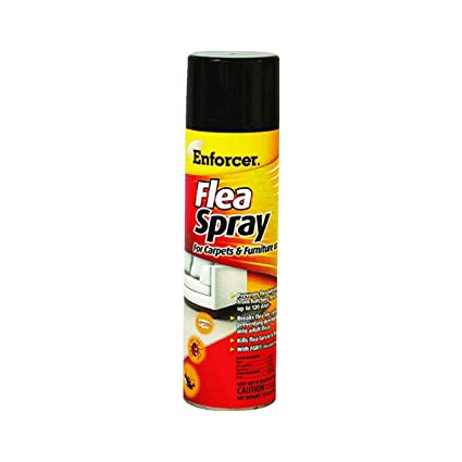 Enforcer Flea Spray For Carpets And Furniture Carpet