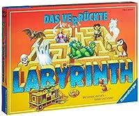 Ravensburger 26446 - Familienspiel Das verrückte Labyrinth