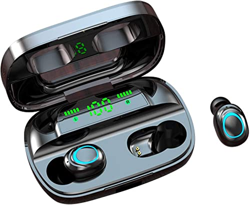 Wireless Earbuds Bluetooth 5.0 Headphones Naturehike S11,with Charging Case as Power Bank in Earphones with Microphone, 3D Stereo Sound, Noise Canceling, Sports Earbuds, Easy Pairing