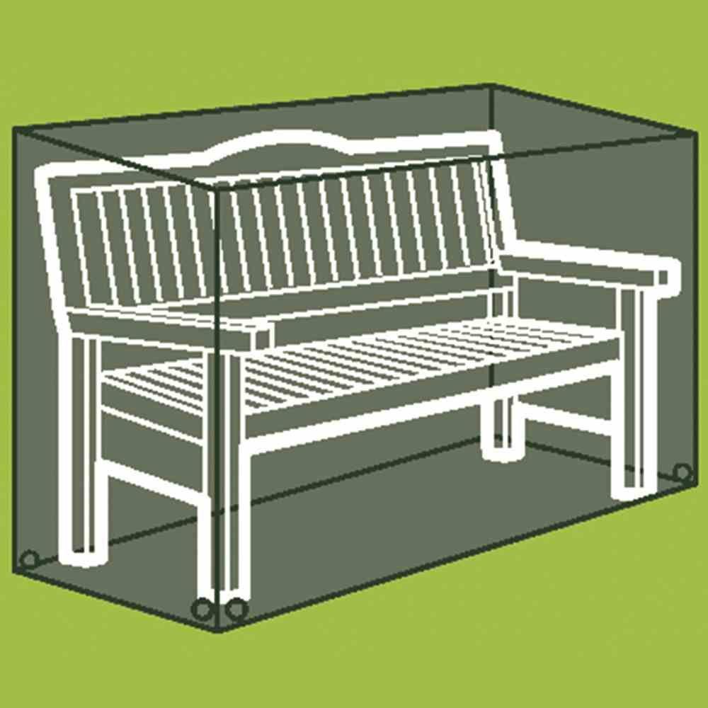 Siena Garden Schutzhü lle, 160x78x80cm, Material: Polyethylen in transparent 405579