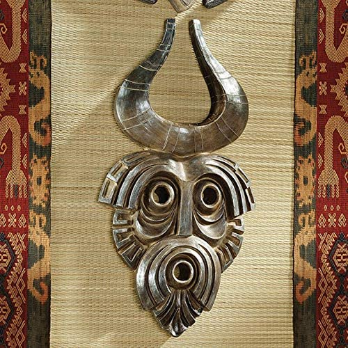 Design Toscano African Tribal Wall Mask Bamun