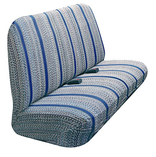 universal seat covers blue - 8