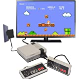 XJHANG 620 Retro Game Console, AV Output Mini NES Console Built-in Hundreds of Classic Video Games System