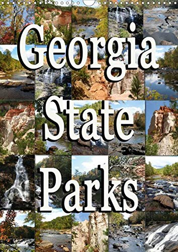 Georgia State Summer Classes 2020.Amazon Com Georgia State Parks Wandkalender 2020 Din A3