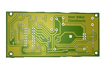 TDA1085C ,Universal motor speed controller, PCB-1pcs, new: Amazon ca