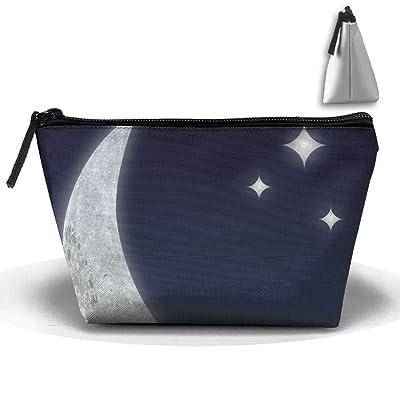 Chion Moon And Stars Hand Bag Pouch Portable Storage Bag Clutch Handbag