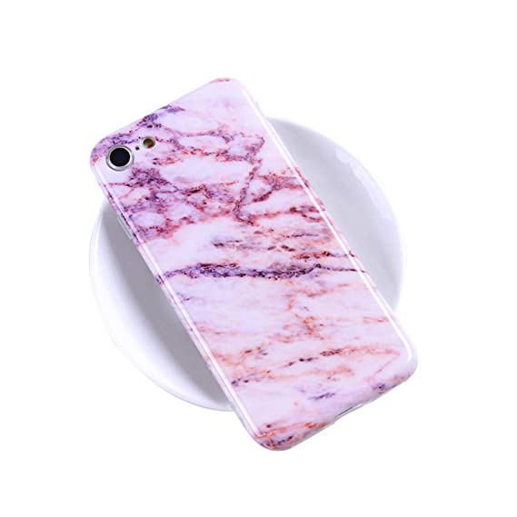 Amazon.com: Marble Phone Case iPhone 7 Case iPhone X 7 6 6S ...
