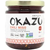 Premium Japanese Chili Miso Condiment (Mild)- Savoury, Umami-Rich, Handcrafted in Canada by Abokichi - All Natural…
