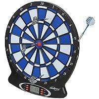Physionics Elektronische Dartscheibe elektronisches Dartboard Darts Dartsport...
