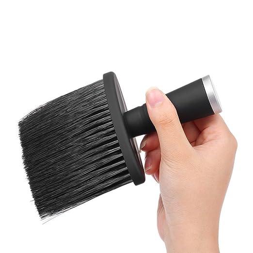 Zroven Barber Neck Gesicht Duster Pinsel Reinigung Haarbürste Haar Sweep Pinsel Salon Haushalt Haar Reinigungsbürste Nylon Haar Beauty
