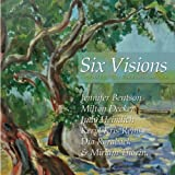 img - for Six Visions: Artists of the Valley Visual Arts Club book / textbook / text book