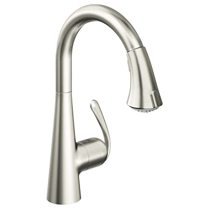 Grohe 32296dc1 Ladylux Café Main Sink Dual Spray Pull Down Kitchen