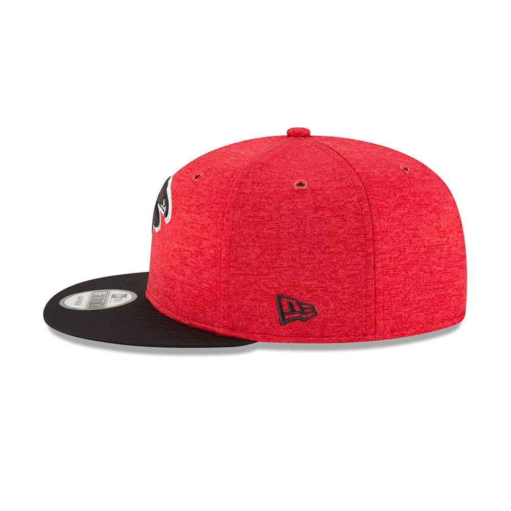 low priced 64165 1954b Amazon.com   New Era Atlanta Falcons 9fifty Snapback NFL 2018 Sideline Home    Clothing