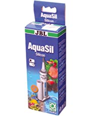JBL AquaSil 80 ml transparent, Silicone spécial pour aquariums et terrariums