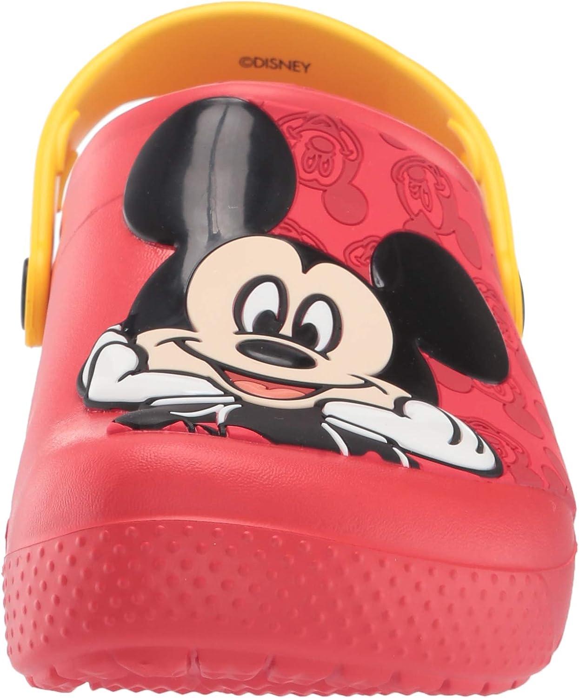 Crocs Kids Boys and Girls Disney Mickey Mouse Clog