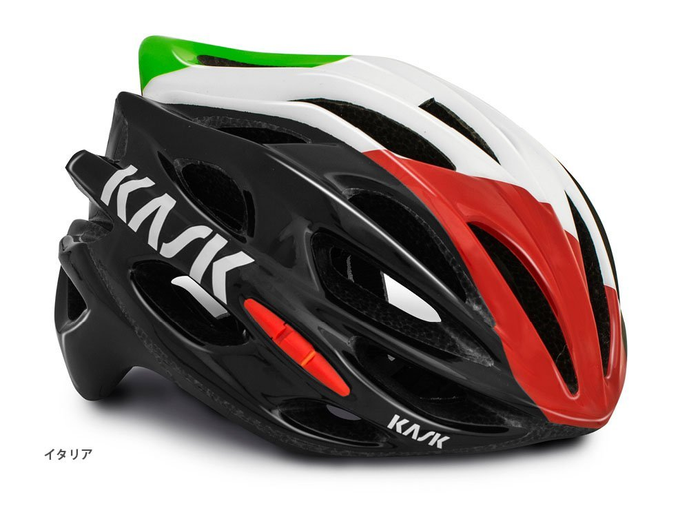 KASK(カスク) MOJITO <FLAG> ロードヘルメット イタリア B01FRYAGZ2 Medium