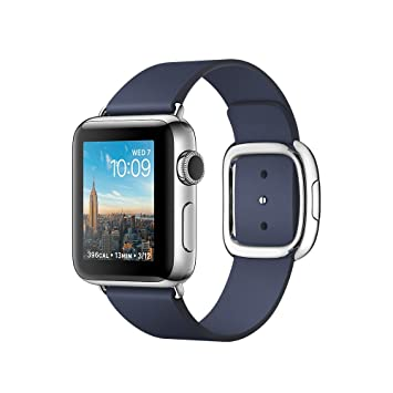Apple Watch Series 2 OLED GPS (satélite) Acero Inoxidable Reloj Inteligente - Relojes Inteligentes