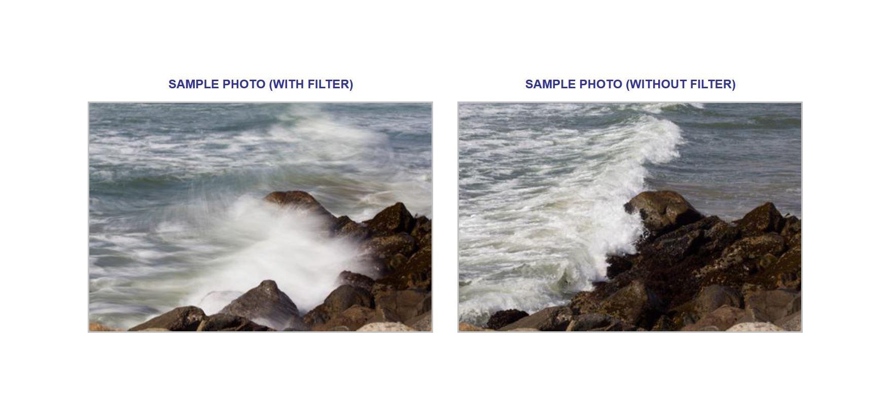 Hoya 77mm Variable Density Screw-in Filter by Hoya
