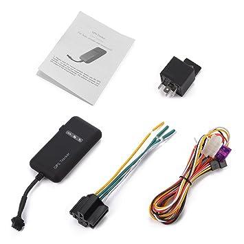 XCSOURCE localizador vehículo en Tiempo Real – Localizador GPS/gsm/GPRS/SMS Localizador