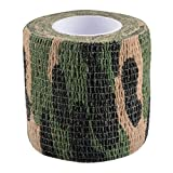 HOUSWEETY Telescopic Outdoor Camo Self-Adhesive Nonwoven Fabric for Jungle