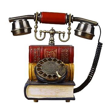 HENRYY Antiguo teléfono Europeo Antiguo Creativo Antiguo ...