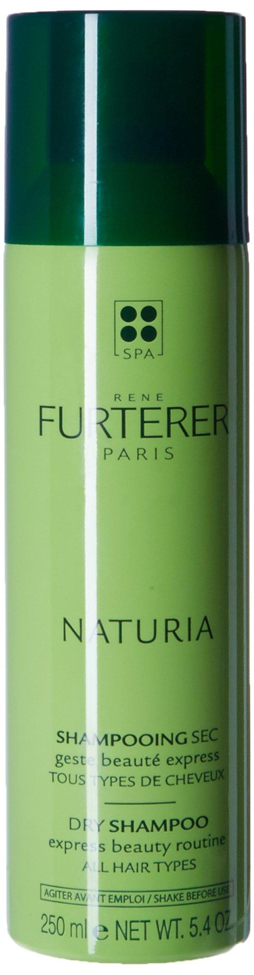 Rene Furterer NATURIA Dry Shampoo,  Oil-Absorbing, Clay, Beige Tint, Lightly Scented, 5.4 Fl Oz by Rene Furterer