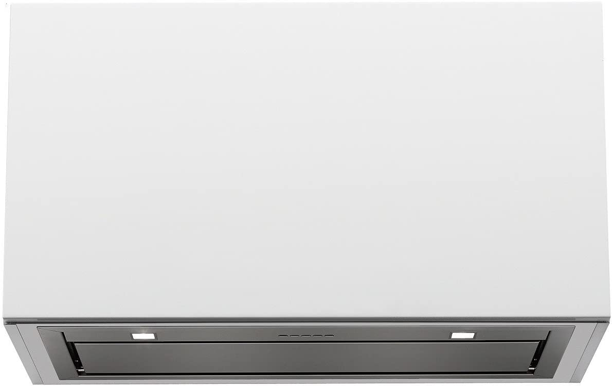 Falmec Gruppo Incasso 70 cm Encastrada Acero inoxidable 800m³/h B - Campana (800 m³/h, Canalizado/Recirculación, Encastrada, Acero inoxidable, 20 W, 2 bombilla(s)): Amazon.es: Hogar