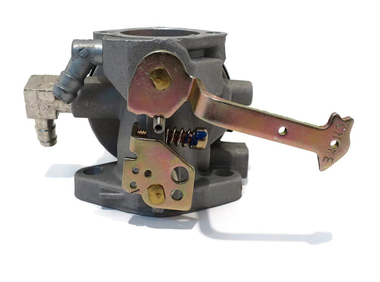 JJDD Ersatz Vergaser-Luftfilter Kraftstofffilter Primer Birne Absperrventil f/ür Tecumseh 640260B 640023 640051 640140 640152 f/ür Tecumseh HM80 HM90 HM100 LH318XA