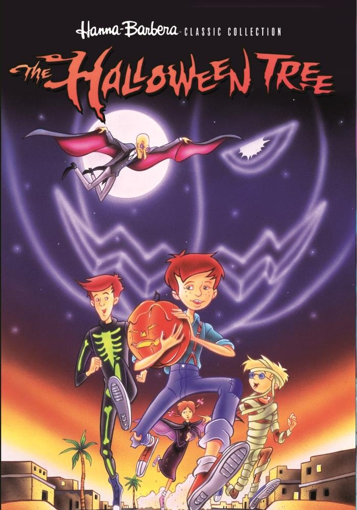 Image result for the halloween tree (1993)