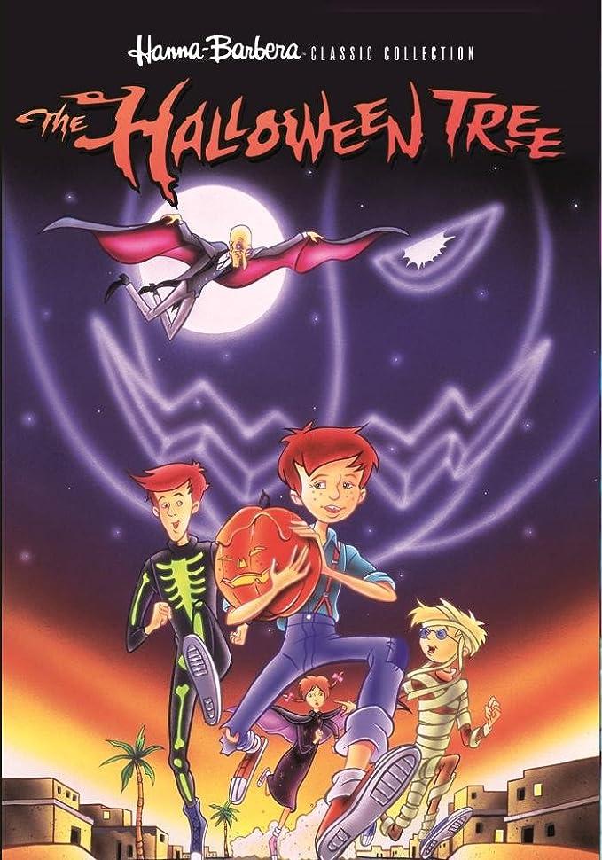 Halloween Tree [Edizione: Stati Uniti] [Reino Unido] [DVD]