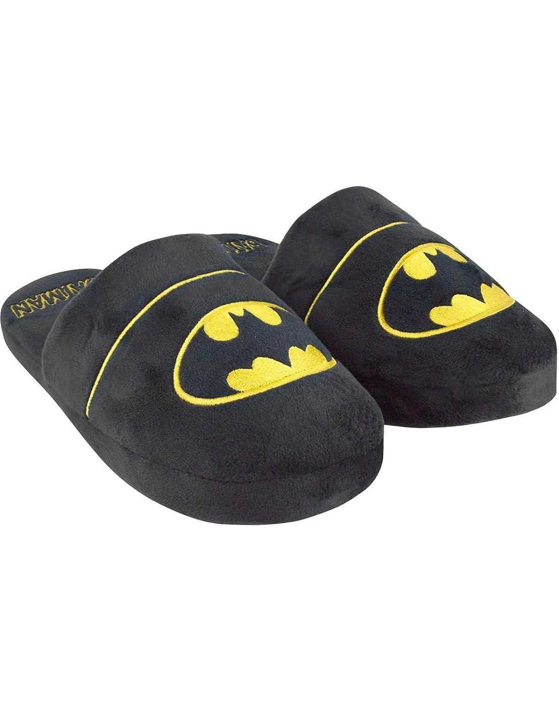 Pantoufles Batman - Noir / Jaune 30 Eu JscuJ4r6