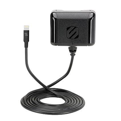 Amazon.com: Scosche 12-watt (Fast) Cargador de casa con ...