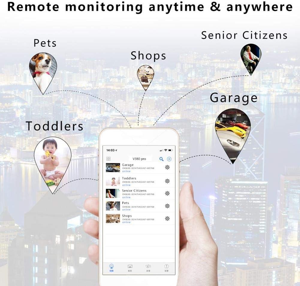 USB cach/é cam/éra espion WiFi cam/éra de surveillance de s/écurit/é HD Smart Mini WiFi USB cam/éra AI d/étection humaine surveillance en temps r/éel cam/éra IP